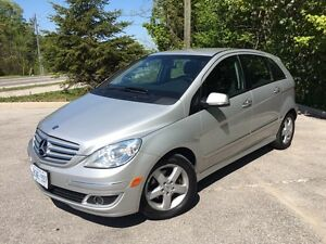 Well Maintained Mercedes Benz B200 w/ 159,000km