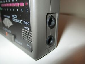 Price reduced again ! Arion Quartz Micon Chromatic Tuner HU-8400 West Island Greater Montréal image 5
