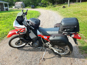 KLR  650 Kawasaki for sale