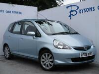 2008 08 Honda Jazz 1.4i-DSI CVT-7 SE Automatic for sale in AYRSHIRE