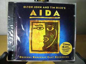 Elton John & Tim Rice's AIDA, New CD in Wrap Oakville / Halton Region Toronto (GTA) image 1