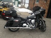 Unique Harley Davidson Ultra- just reduced in price