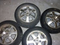 "15"" Winter Tires for sale"