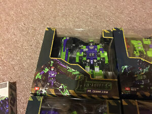 Transformers TFC Third Party Hercules / Devastator Complete Set Cambridge Kitchener Area image 3