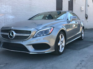 2015 Mercedes-Benz CLS-Class CLS 400 Sedan