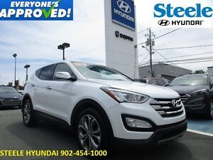 2013 Hyundai SANTA FE SE 2.0T AWD Leather Sunroof backup camera