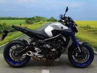 Yamaha MT09 ABS 2016 **ONE OWNER 1600 MILE EXAMPLE**