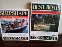 two brand new sailing books
