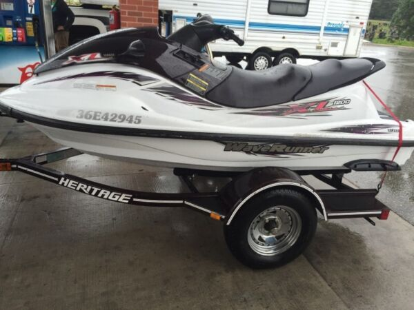 Used 2000 Yamaha 1200 XL Limited