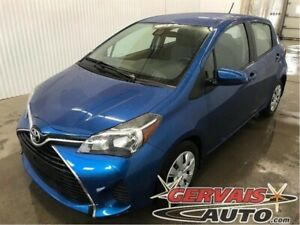 Toyota Yaris LE A/C Bluetooth 2017