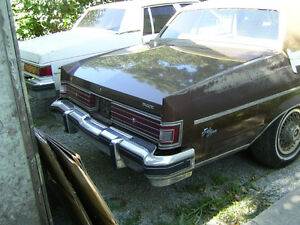 1979 1978 1977 Buick Park Avenue Limited Electra parts for sale Kingston Kingston Area image 4