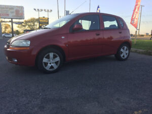 2007 Chevrolet Aveo SAFETY & E-TESTED