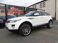 2012 Land Rover Range Rover Evoque 2.2 SD4 Pure Hatchback AWD 5dr