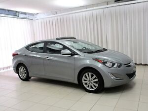 2016 Hyundai Elantra WOW! WHAT MORE DO YOU NEED!? SPORT SEDAN w/
