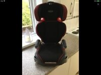 Car seat fab condition