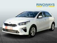 2021 Kia Ceed 1.6 CRDi 48V ISG 2 NAV 5dr Hatchback Hybrid Electric Manual