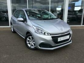 image for Peugeot 208 1.2 PureTech Active (s/s) 5dr Hatchback Petrol Manual