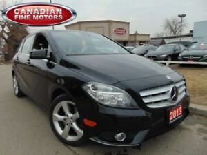 2013 Mercedes Benz B-Class 4dr HB B250 Sports Tourer