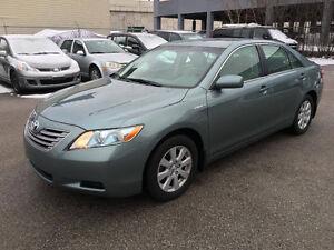 2007 Toyota Camry Hybrid|No Accidents|Certified|Warranty|!MINT!!