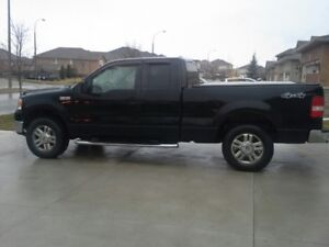 2007 Ford F150 4 x 4