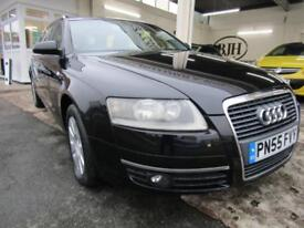 2005 55-Reg Audi A6 2.0 TDI SE Estate,JET BLACK,MASSIVE VALUE,LOOK!!!!!