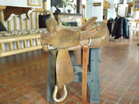 """Billy cook 16"""" cutting saddle"""