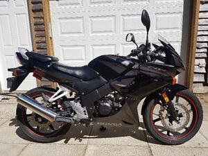 2008 Honda cbr125r $1650