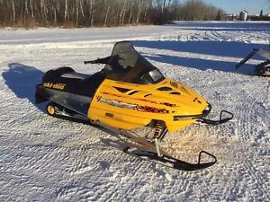Look for E-Start for 2003 MXZ 380 Regina Regina Area image 1