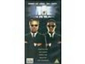 MEN IN BLACK 1 VHS VIDEO