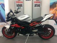 TRIUMPH STREET TRIPLE RX 1 OWNER 15 PLATE DELIVERY ARRANGED