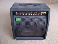 Acoustic instrument amplifier - Trace Elliot TA30 - 30-watt amp for acoustic guitar/violin/voice etc