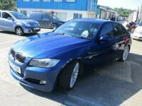 2006 (56) BMW 330D M SPORT Blue Diesel Auto Alpina Wheels Leather Climate FSH