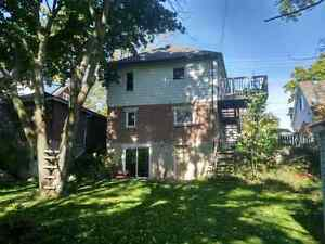 1 bedroom basement with own private laundry - 750/mo incl.