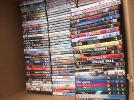 Over 3000 DVDs for sale