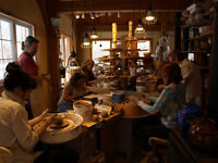 Pottery on the wheel - 1 day Workshop
