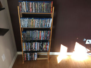 Over 160 movies!!! Blu-Ray and DVD