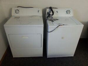 Washer & Dryer - Whirlpool