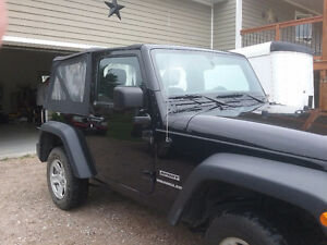 2011 Jeep Wrangler Coupe (2 door)