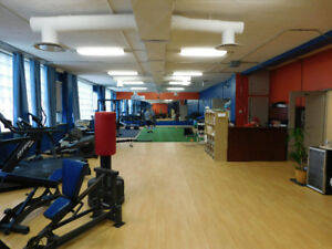 Private Fitness Studio for Rent
