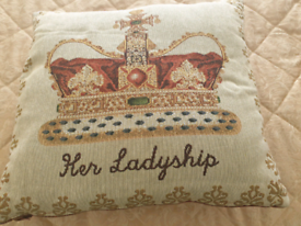 Cushion for her ladyship