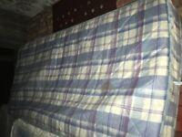 Single used mattress £5