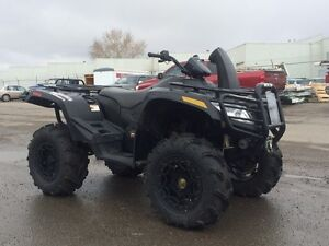 2015 Arctic Cat Mud Pro 1000 Limited EPS