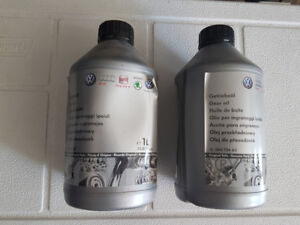 VW OEM GEAR OIL
