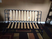 For sale is ikea sofa bed