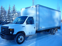 2010 Ford E-350 Cube Van... Financing Available