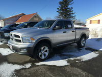 2010 Dodge Power Ram 1500 TRX Pickup Truck
