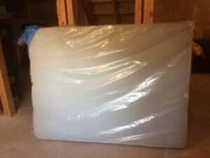 FREE Queen Soft Top Box Spring - Good Condition