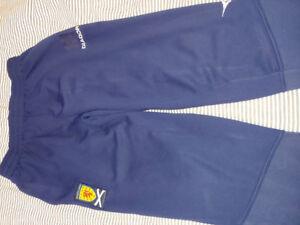 Mens size L Scotland Diadora soccer track pants-good shape - $8