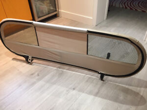 Bed Rail, BabyHome, in Tan -BRAND NEW