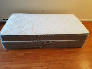 Mattress & Foundation, Single size and great quality